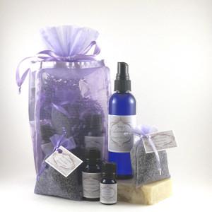 $39 Essential Oil of Lavender Gift Bag