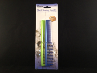 Annie Shining Wave Comb Blue/Green #134