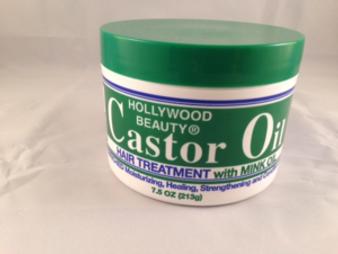 Hollywood Beauty Castor Oil 7.5 oz