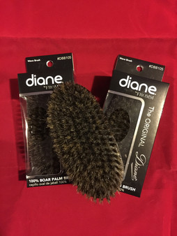 (NEW) The Original Diane # DBB105 Medium Wave Palm Brush  (8114 ) Clone