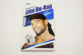 Dream Du-Rag Deluxe Smooth & Thick Brown Glowing