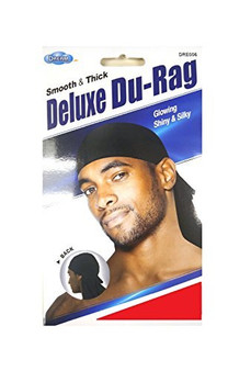 Dream Du-Rag Deluxe Smooth & Thick Red Glowing