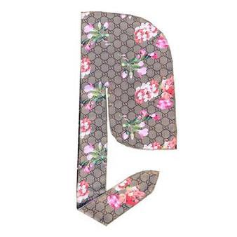 DESIGNER DURAG- GG Floral Print