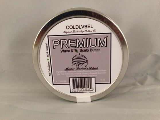 Coldlvbel Premium Wave & Scalp Butter 3.5 oz