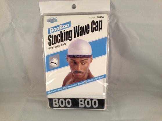 BoBo Stocking Wave Cap (Used For Compression)
