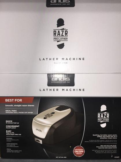 Andis Professional Lather Machine # 72225