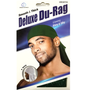 Dream Du-Rag Deluxe Smooth & FOREST GREEN