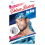 Dream Du-Rag Deluxe Smooth & Thick  - CAMO BABY BLUE