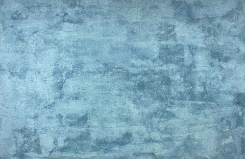 textured blue deco to solution background