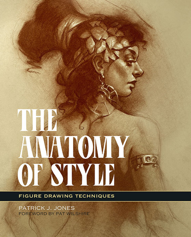The Anatomy of Style by Patrick J. Jones. Book published by Korero Press.