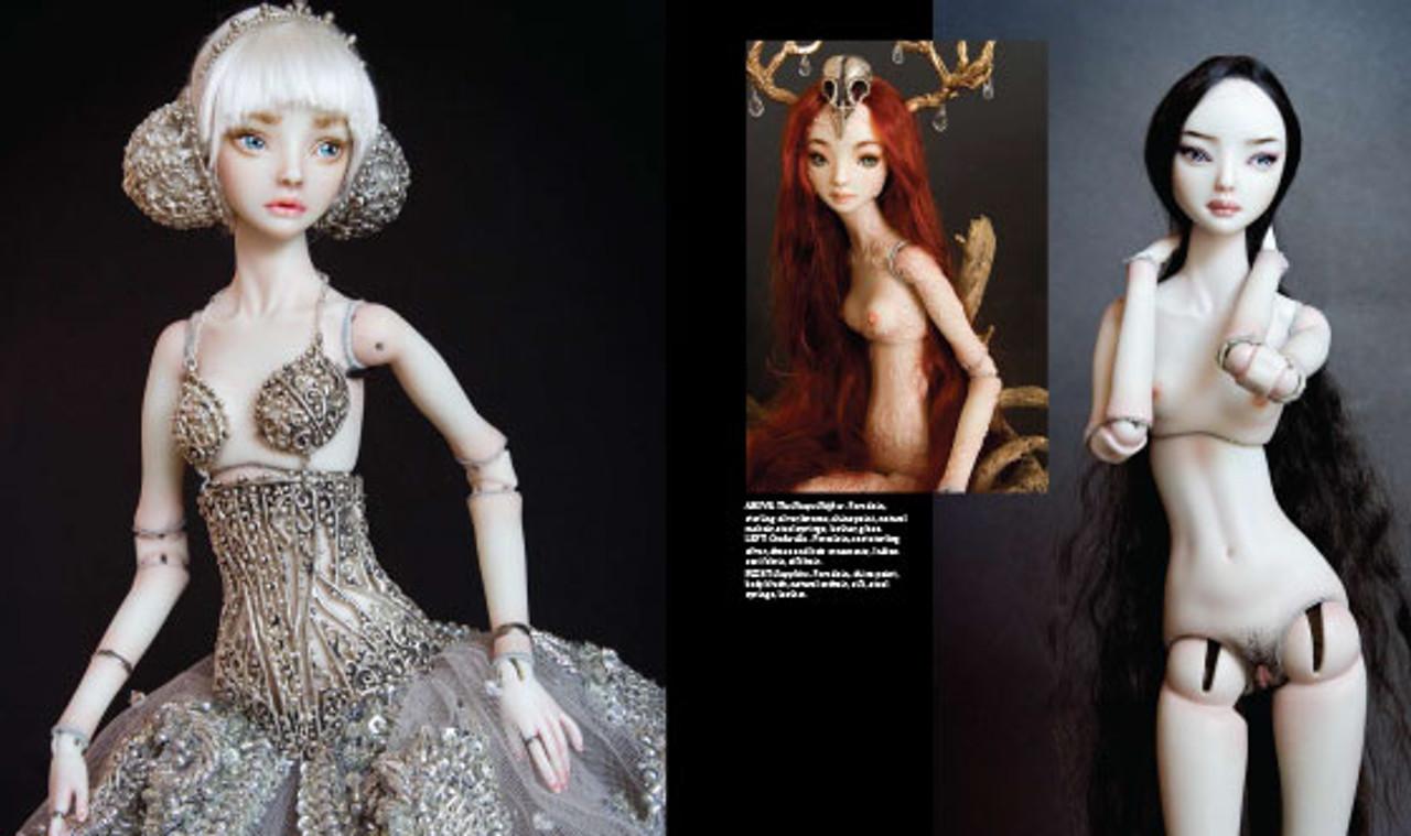 Art that Creeps: Marina Bychkova – dark fantasy art.