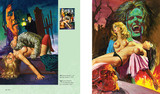 Sex and Horror: The Art of Emanuele Taglietti. Zora la Vampira. Published by Korero Press