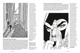 Sample spread from the book Mondo Erotica by comic book artist Roberto Baldazzini. Mondo Erotica is both a spectacular showcase of Roberto Baldazzini's outrageous and provocative work and a celebration of the controlled contours and refined lines of an erotic visionary.