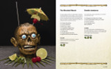 Wrecked Wench & Zombie Jamboree Tiki Cocktail recipes from The Home Bar Guide to Tropical Cocktails