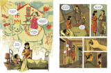 Graphic novel Horizontal Collaboration by Carole Maurel and Navie. World War Two Paris Home Front.