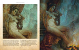 Sample spread 4 from Oil Painting Masterclass: Layers, Blending and Glazing by Patrick J. Jones.