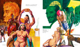 Internal spread from the book Sex and Horror: volume four – Messalina.