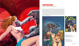 Internal spread from the book Sex and Horror: volume 4– Vampirissimo.