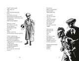 Sample spread from the 'Set-up', the lost classic by Joesph Moncure March author of the 'The Wild Party'. artwork by Erik Kriek
