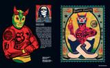 Mexican Graphics book: Huesudo.