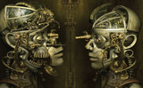 Steampunk book: Kazuhiko Nakamura