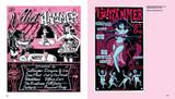 Burlesque Poster Design: Velvet Hammer posters by Von Franco and Chris Martin