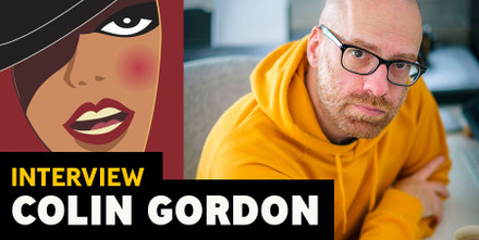 Colin Gordon Interview