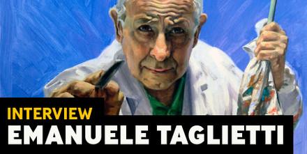 Emanuele Taglietti Interview