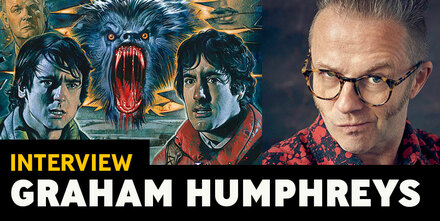 Graham Humphreys Interview