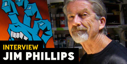 Jim Phillips Interview