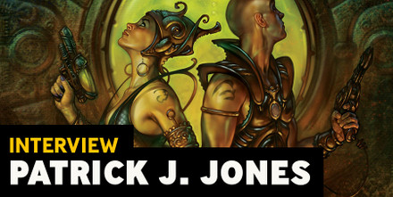 Patrick J. Jones Interview