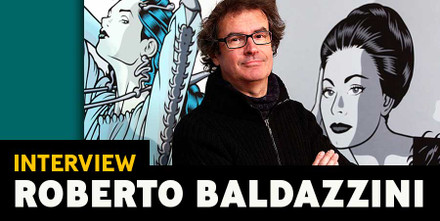 Roberto Baldazzini Interview