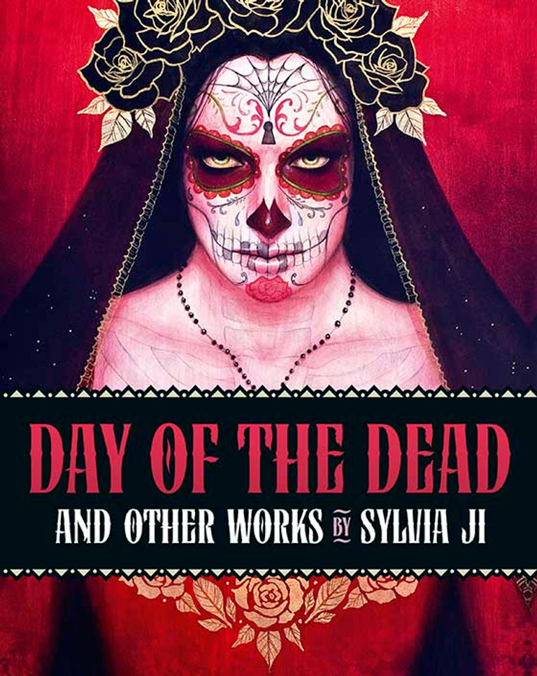 Day of The Dead and Other Works by Sylvia Ji.
