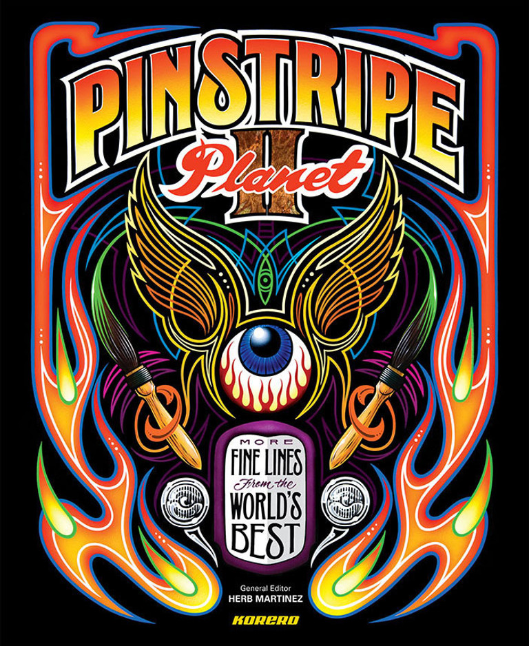 Pinstripe Planet 2 Book: More Fine LInes from the World's Best