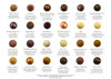 24 Water Ganaches - Single Flavour Box of Your Choice
