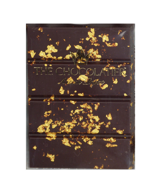70% Caribbean Gold Treasure Chocolate Bar 50g
