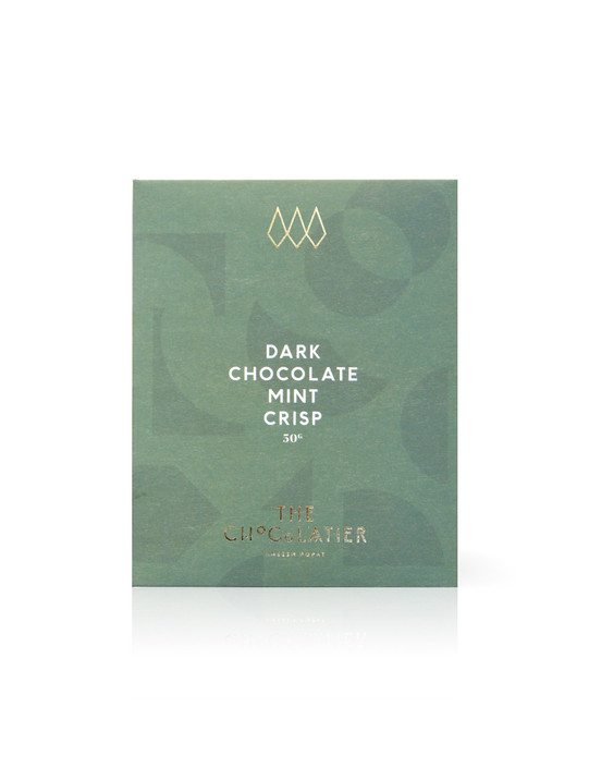 Mint Crisp 70% Dark Chocolate Bar 50g