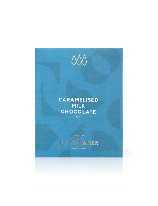 Caramelised Milk Chocolate Bar