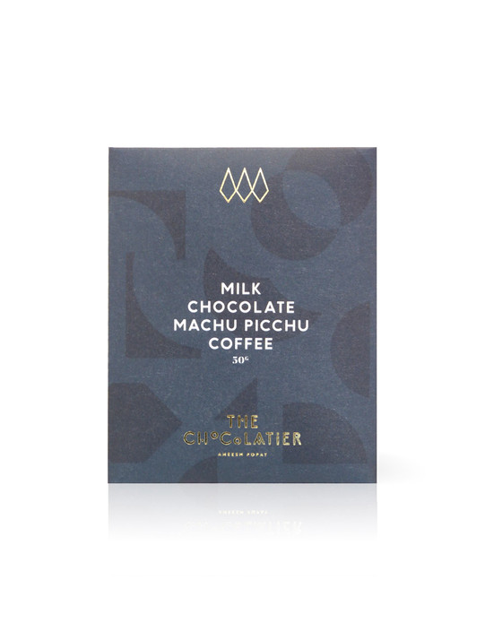 Peruvian Coffee Milk Chocolate Bar 50g