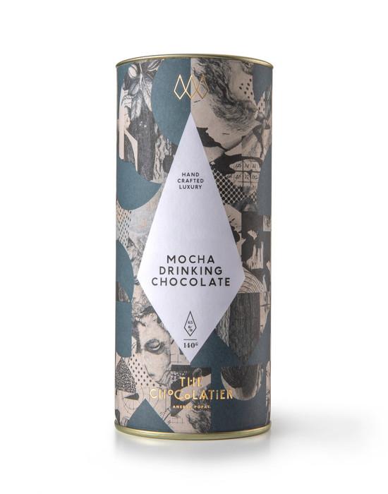 Mocha Drinking Chocolate 140g