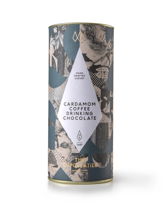 Cardamom & Coffee Drinking Chocolate