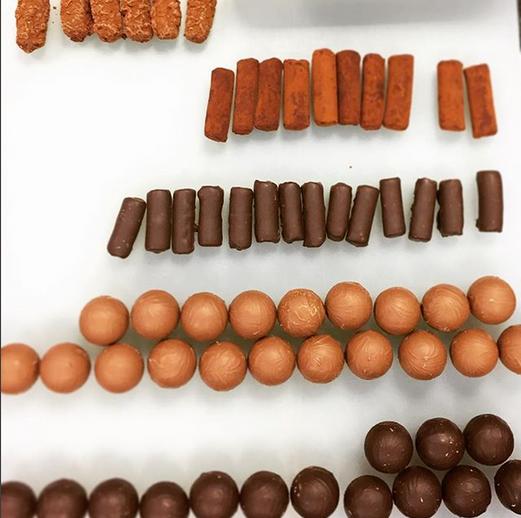 Chocolate Creations at The UK Chocolate Academy