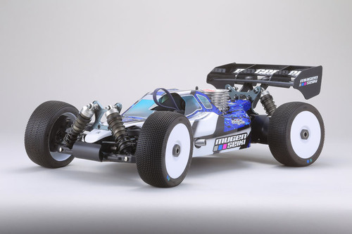E2021 Mugen MBX8 1/8 4wd Off-Road Buggy