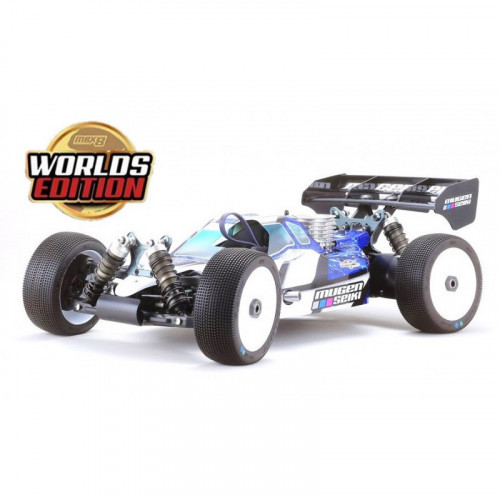E2025 Mugen MBX8 1/8 4wd Off-Road Buggy Worlds Edition