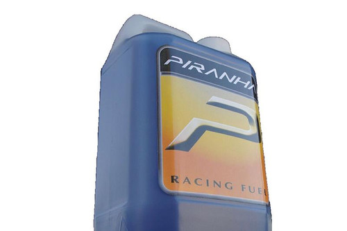 PI1025 PIRANHA RACING FUEL 25% NITRO 1 X 4 LTR BOTTLE
