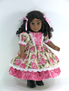 Dresses for Caroline, Cecile, Marie-Grace - Exclusively Linda Doll