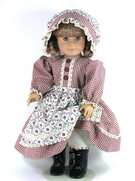 colonial doll dress