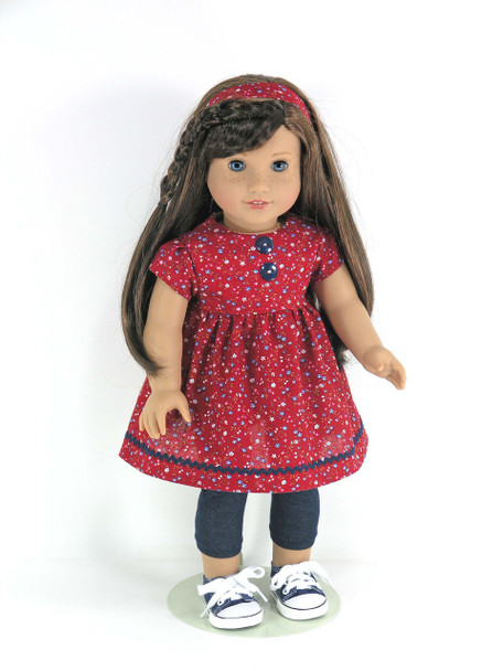 American doll leggings