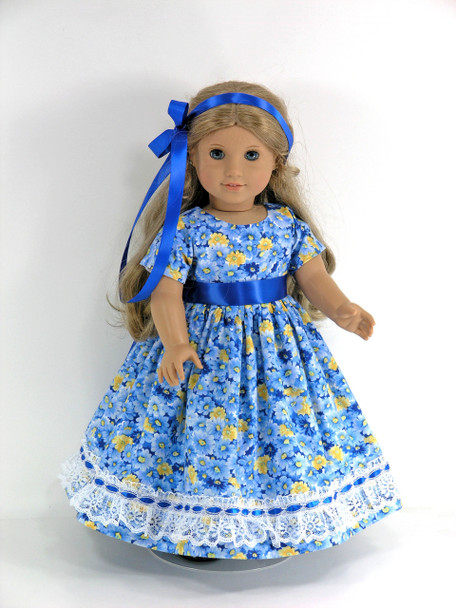 Doll Clothes for Elizabeth
