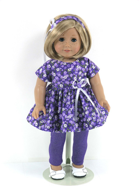 18 inch Doll Leggings Outfit